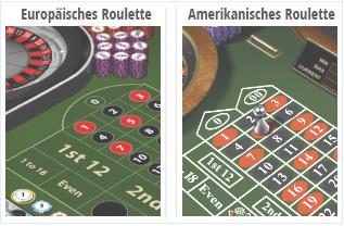 roulette 0 und 00 einsatz